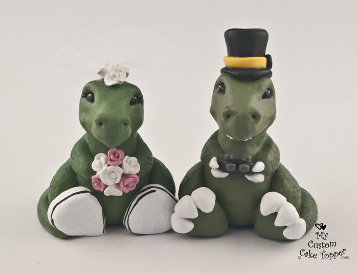 Luigi Wedding Cake Topper