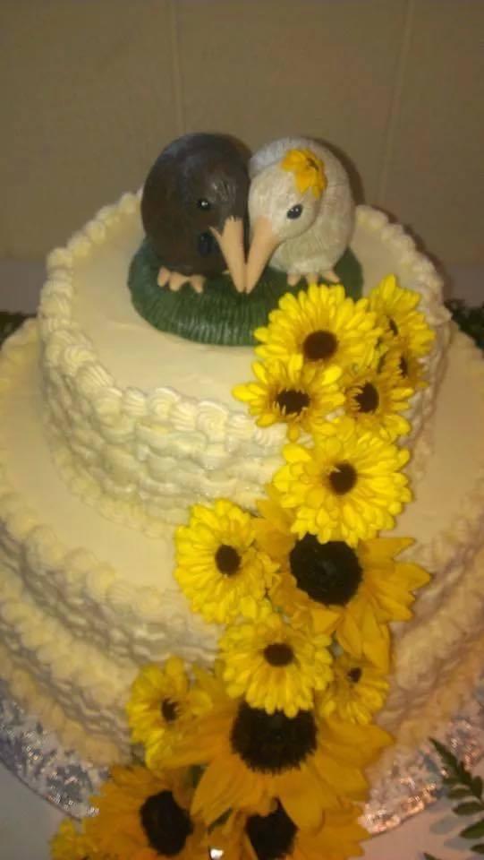 Katherine S Kiwi Bird Cake Topper My Custom Cake Topper
