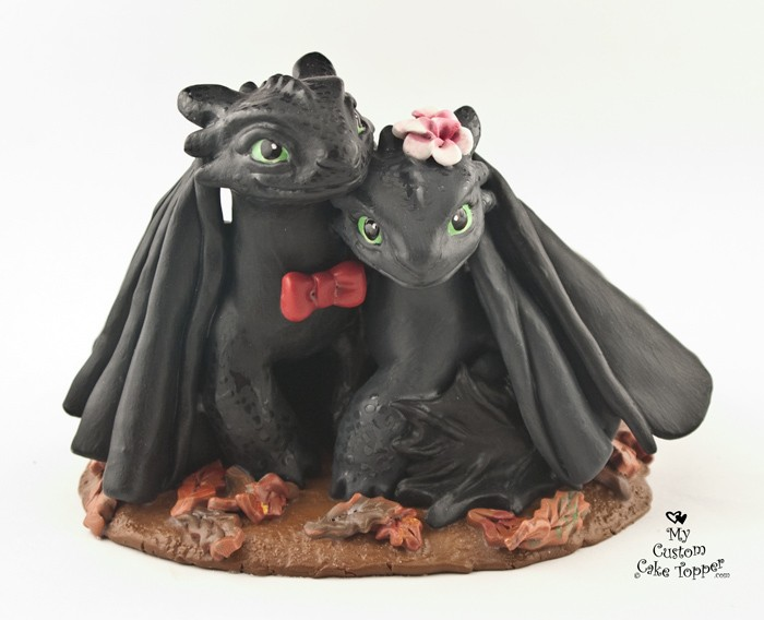 Mythical and Fantasy Cake Toppers - My Custom Cake Topper